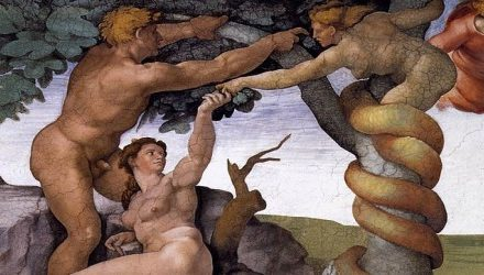 """Il Papa a Eva: """"Non si chiù na malafemmina"""""""