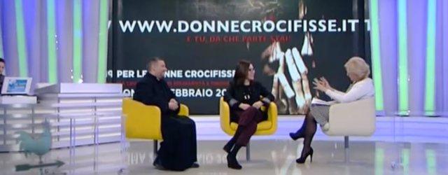"""DON ALDO A TV2000: """"TUTTI ALLA VIA CRUCIS PER LIBERARE LE SCHIAVE!"""""""