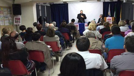"""DON ALDO DOCENTE A PALERMO NEL CORSO """"ESORCISMO E PREGHIERA DI LIBERAZIONE"""""""