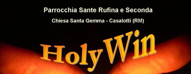 Holywin, la veglia nella notte di Tutti i Santi