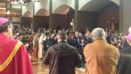 Il video della Via Crucis a Roma