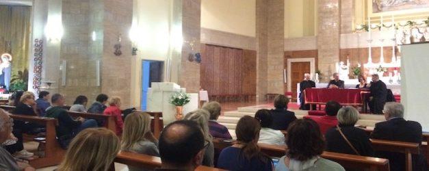 Don Aldo interviene al Convegno su Padre Amorth