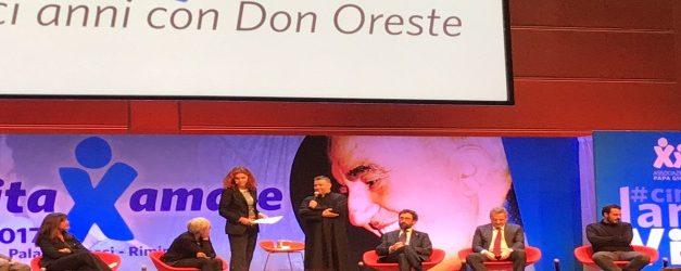 Convegno don Oreste Benzi. Don Aldo parla di vittime della prostituzione