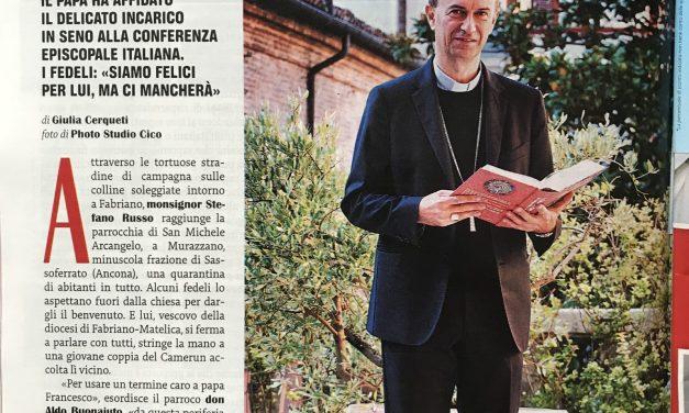 Intervista a Mons. Russo su Famiglia Cristiana