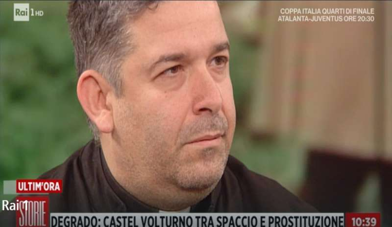 """Don Buonaiuto sui migranti: """"Accogliere le vittime, combattere le mafie"""""""