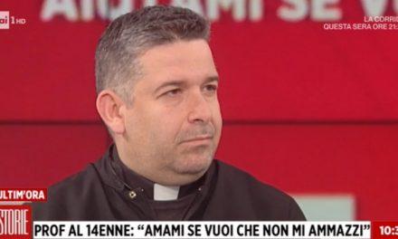 """[ VIDEO ] Don Aldo a Storie Italiane: """"I MINORI DEVONO FARE UNA VITA NORMALE! I RAGAZZI DEVONO FARE I RAGAZZI!"""""""