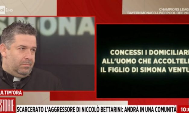 """[ VIDEO ] Don Aldo Buonaiuto sul caso del presunto Regista sfruttatore: """" I GENITORI DOVE SONO!? """""""