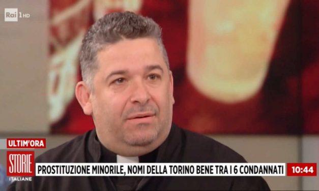 [ VIDEO ] Prostituzione minorile, don Aldo a Storia Italiane