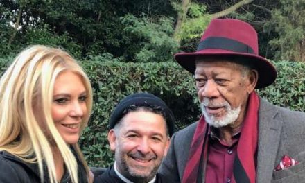 [ VIDEO ] STORIE ITALIANE, DON ALDO BUONAIUTO INTERVISTATO DA MORGAN FREEMAN RIGUARDO IL DEMONIO