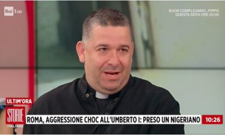 [ VIDEO ] AGGRESSIONE ALL'UMBERTO I DI ROMA – DON ALDO A STORIE ITALIANE