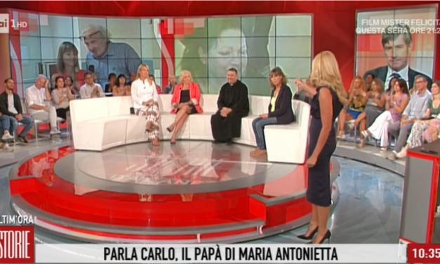 [ VIDEO ] Don Aldo a Storie Italiane sul delitto di Piacenza