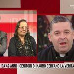 [ VIDEO ] Don Aldo fa un appello per Mauro il figlio di Bianca scomparso da 42 anni – Storie Italiane