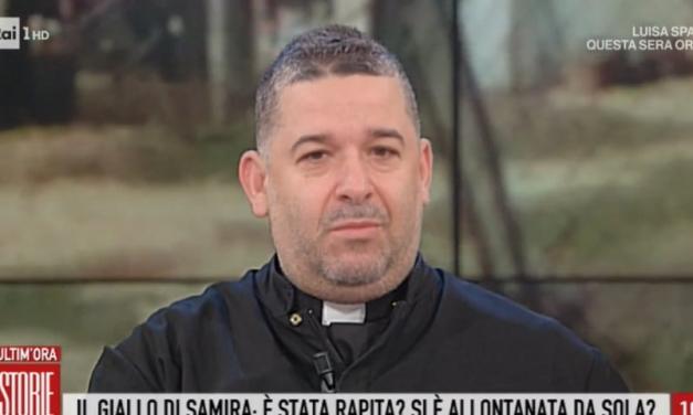 [ VIDEO ] Il giallo di Samira, don Aldo a Storie Italiane