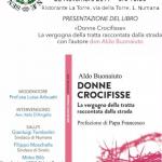 """[Evento] Presentazione libro """"Donne Crocifisse"""""""