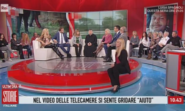 [ VIDEO ] Don Aldo a Storie Italiane fa un appello a tutte le donne