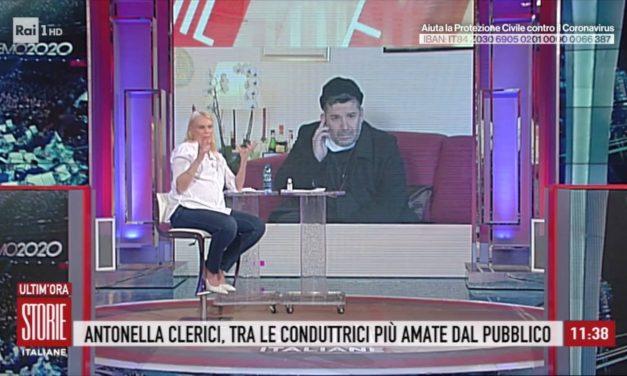[VIDEO] Don Aldo a Storie Italiane: Coronavirus e i senzatetto