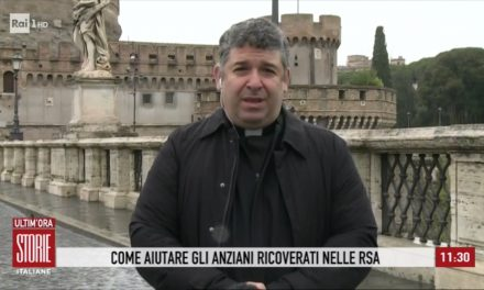 """[VIDEO] Don Buonaiuto a Storie Italiane: """"Nessuno faccia finta di non vedere il dolore e lo strazio del fratello che soffre"""""""