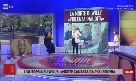 [VIDEO] Willy come Emanuele, vittime di violenza immotivata. Don Aldo a Storie Italiane