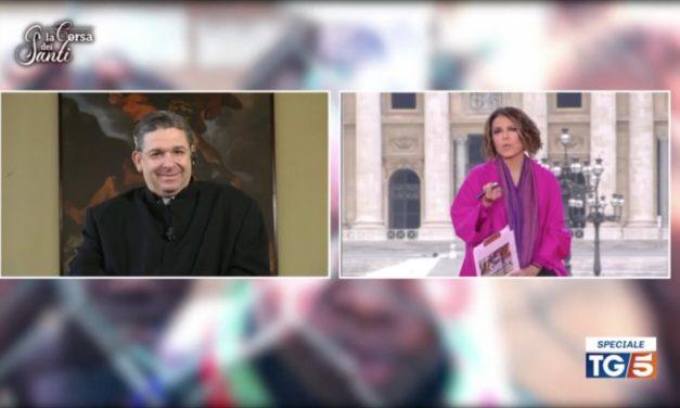 [VIDEO] Corsa dei Santi 2020. Don Aldo – Speciale TG5