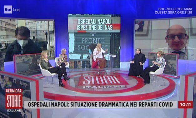"""[VIDEO] """"Vi spiego chi favorisce il mercato della prostituzione"""" – Don Aldo a Storie Italiane"""