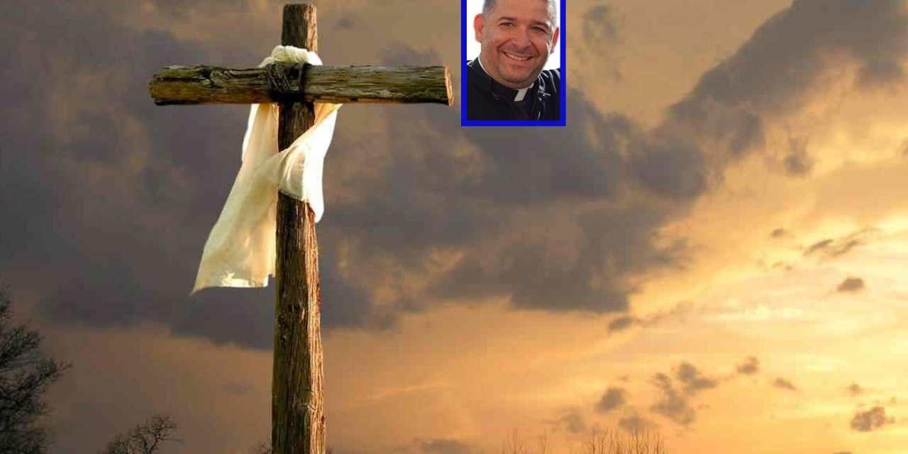 [EDITORIALI] L'espiazione trasforma la croce in legno verde